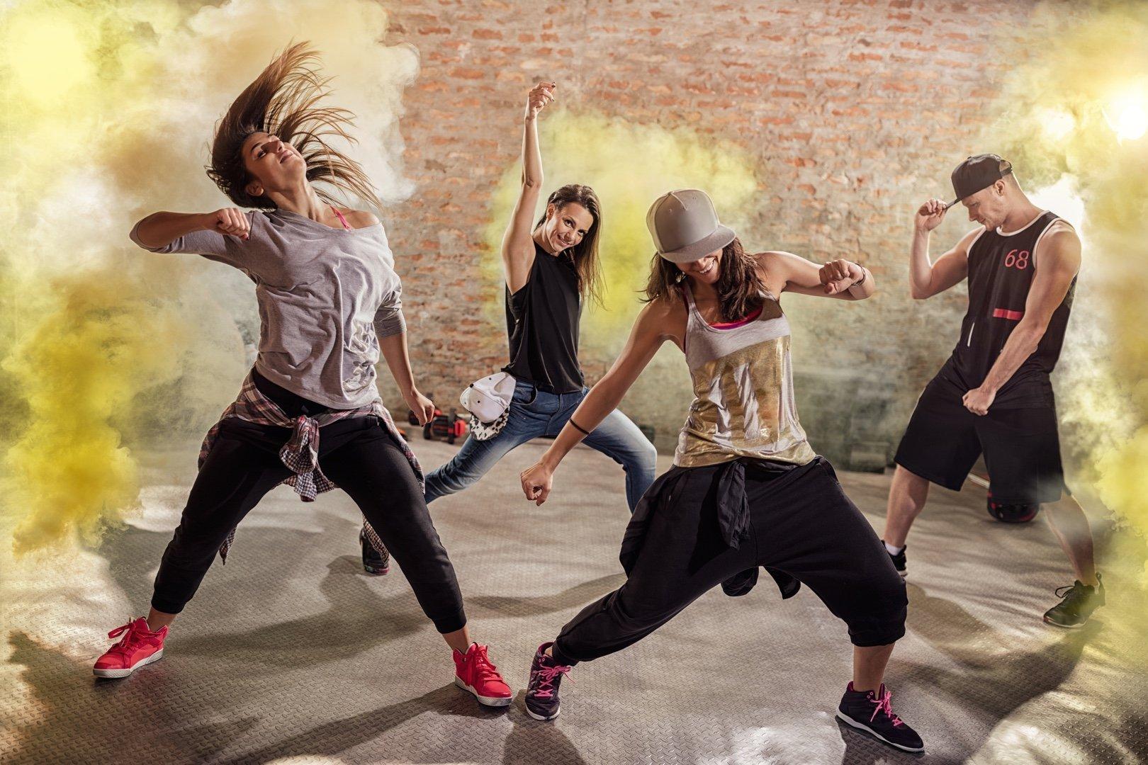 Welkom bij Dance4Fun
